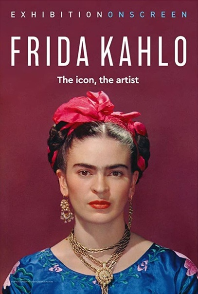 Poster of Exhibition On Screen: Frida Kahlo