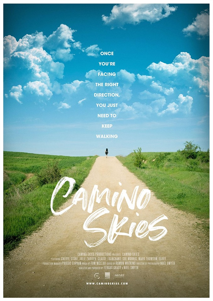 Poster of Camino Skies