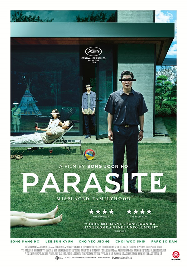 Poster of Parasite