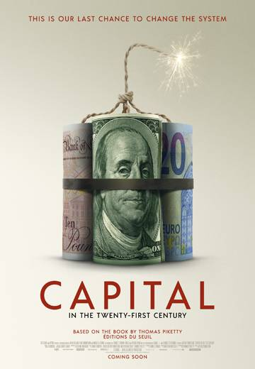 Poster of Capital in the 21st Century