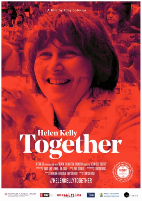 Poster of Helen Kelly - Together