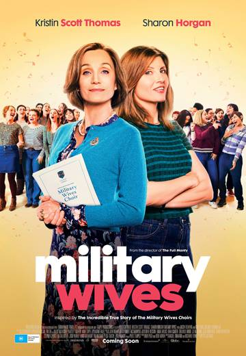 Poster of Military Wives