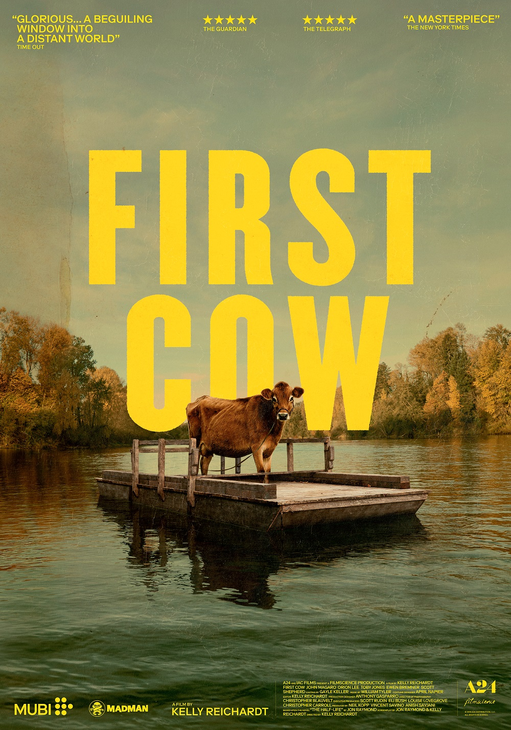 Poster of First Cow
