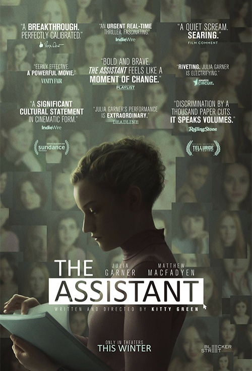 Poster of The Assistant