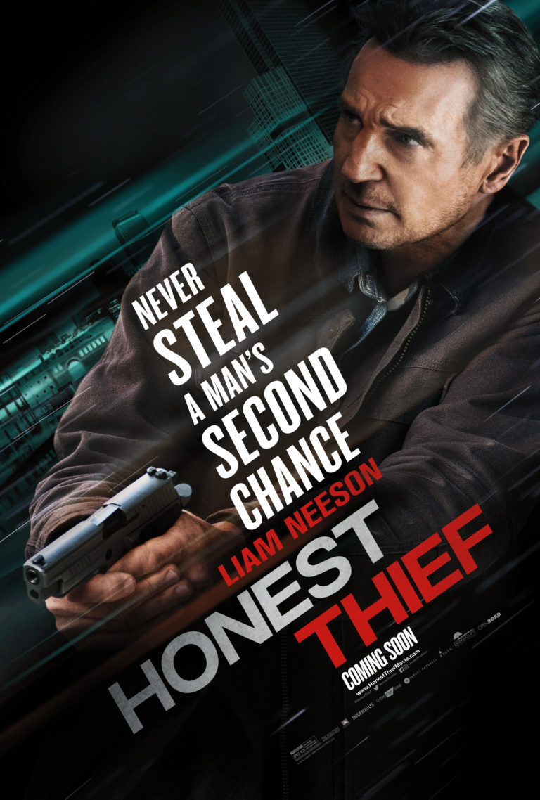 Poster of Honest Thief