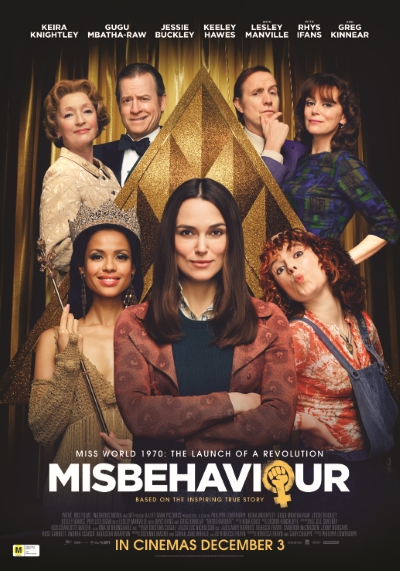 Poster of Misbehaviour