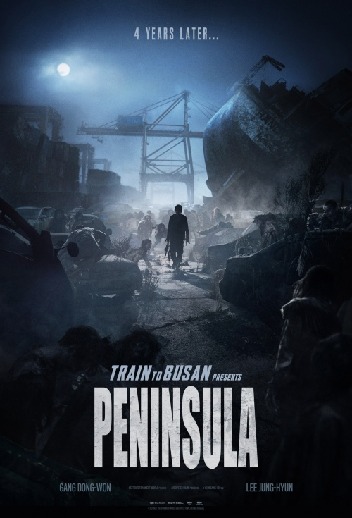 Poster of Train to Busan Presents: Peninsula