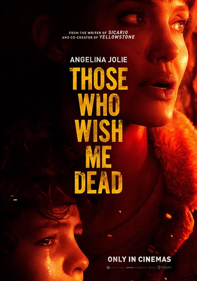 Poster of Those Who Wish Me Dead