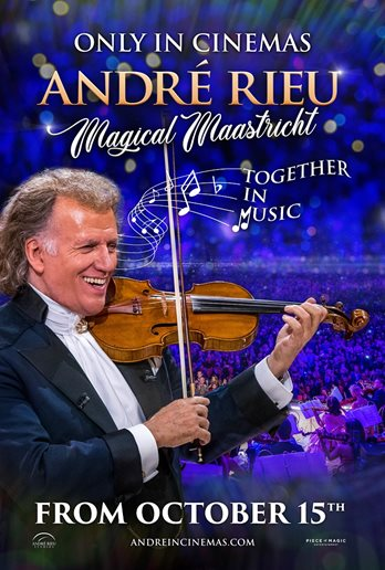 Poster of André Rieu's Magical Maastricht: Together in Music