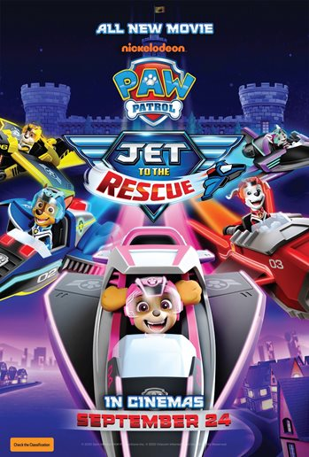 Poster of PAW Patrol: Jet to the Rescue
