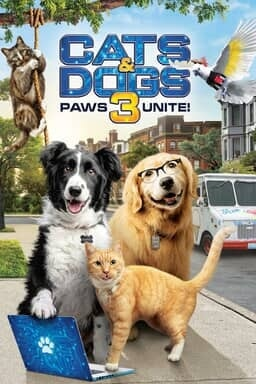 Poster of Cats & Dogs 3: Paws Unite