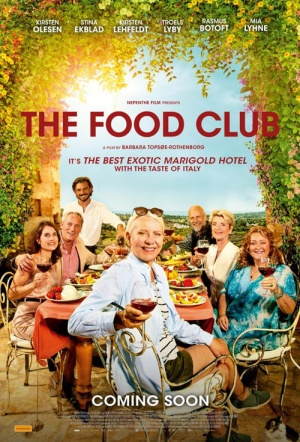 Poster of The Food Club