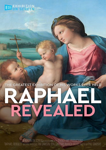 Poster of Exhibition on Screen: Raphael Revealed