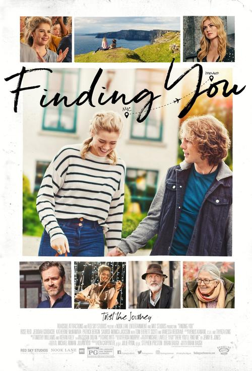 Poster of Finding You