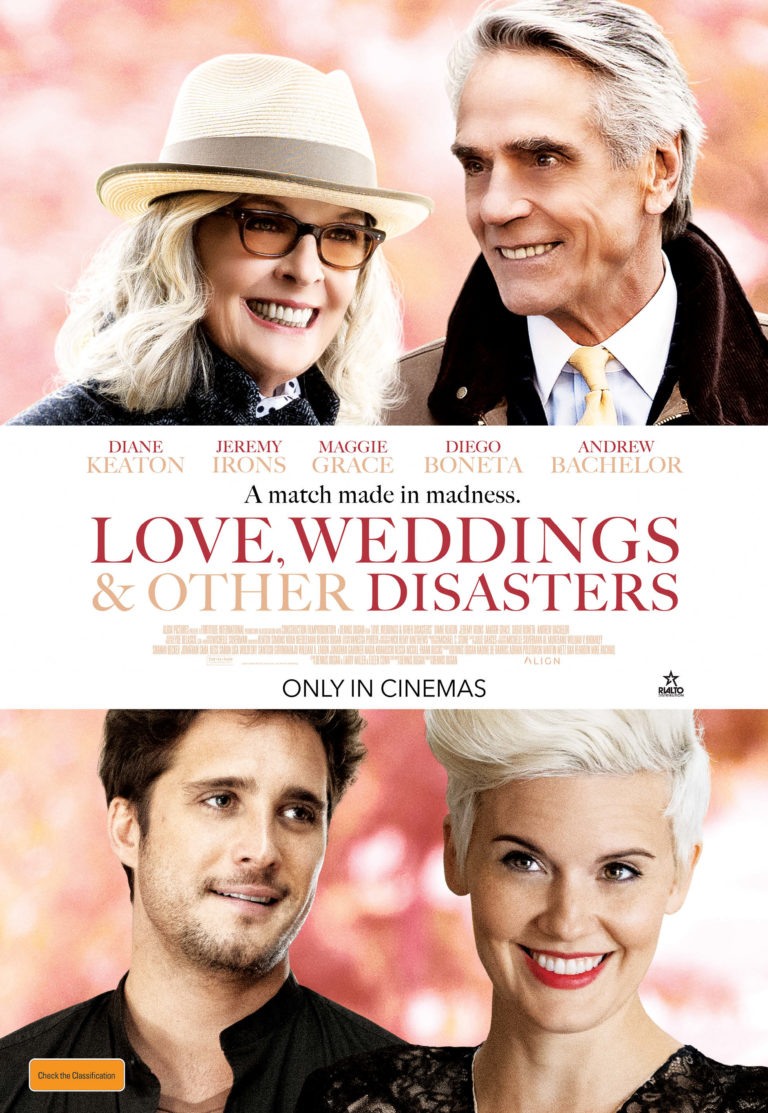 Poster of Love, Weddings & Other Disasters