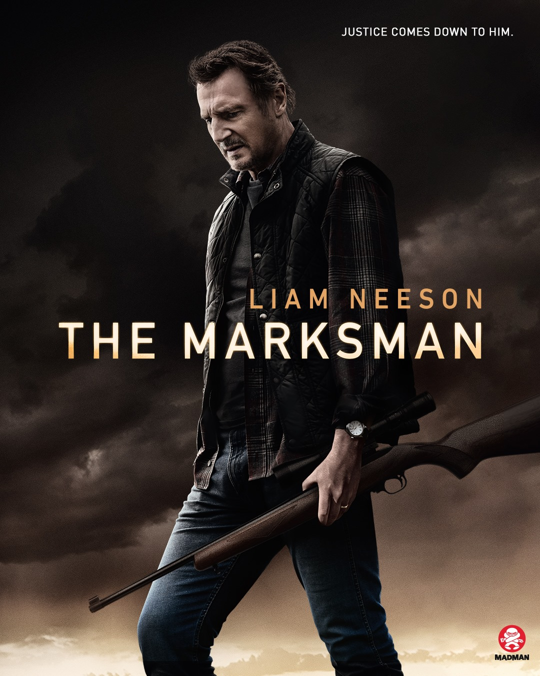 Poster of The Marksman